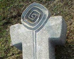 Steinkreuz, Grabstein, Kreuz