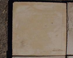 Steinplatten, Solnhofer Platten, Kalkstein