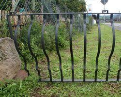 Zaun, Fenstergitter, Gitter, Balkongeländer, Brüstungsgitter