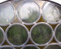 Fenster, Bleiverglasung, Glas, Bleiglasfenster, Butzenscheiben