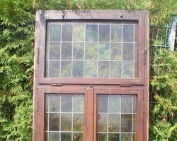 Fenster, Bleiverglasung, Glas, Bleiglasfenster