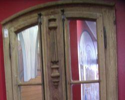Spiegel, Fenster, Sprossenfenster,