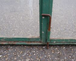 Fenster, Eisenfenster,  Stallfenster,