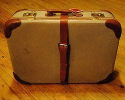 Koffer, Reisekoffer