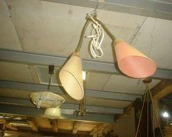 Lampe, Wandlampe,