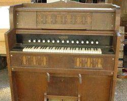 Harmonium, Musikinstrument