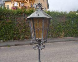 Lampe, Stehlampe, Laterne