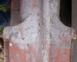 antike historische Säulen Guss Gusseisen Eisenstützen Gusssäulen Gußsäulen Industriesäulen Stützen