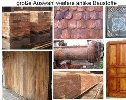 rustikale alte antike Holzbalken Balken Vollholz Landhaus Fachwerk Used look Vintage Dekoration