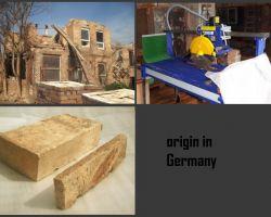 Antikriemchen Antik Riemchen Altziegel Bodenfliesen Backstein alte Mauersteine Riemchen mediterran Bodenpatten