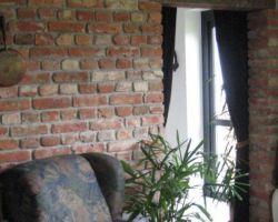alte Ziegelsteine Klinker Backsteine gebrauchte Mauersteine Antikziegel Verblender historisches Mauerwerk Weinkeller Ruinenmauer ökologische klimaneutral Landhaus rustikal