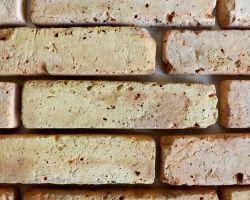 neue MwSt. gelb bunte Ziegel Verblendsteine Klinkerriemchen original Mauerziegel Backstein rustikal Loftoptik Steinwand Wandverkleidung Wandpaneele Ziegelwand Fliesen 46,80 € (VB) (gebraucht)