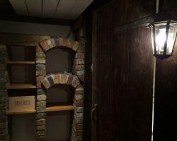 Kohlebrand Reichsformat Klinker Riemchen Spaltklinker retro Verblendsteine original Mauersteine Naturstein Loftoptik Steinwand Wandverkleidung Wandpaneele Fliesen