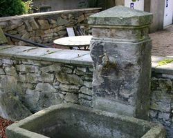 Tröge-Brunnen-Säulen G 0909151